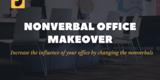 Nonverbal Office Makeover