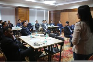 Sales Connect – workshop for the sales force