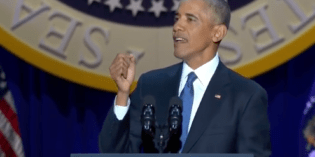 Presentation Style analysis – Barack Obama