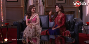 Friends or still foes? Madhuri and Juhi meet face to face in Koffee with Karan