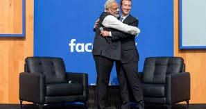 Modi Obama Hug – How a hug can tell a story