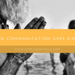 Using Non-Verbal Behaviour To Bridge Communication Gap