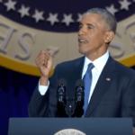 Presentation Style analysis – Barack Obama